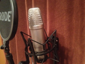 New Rode Mic photo